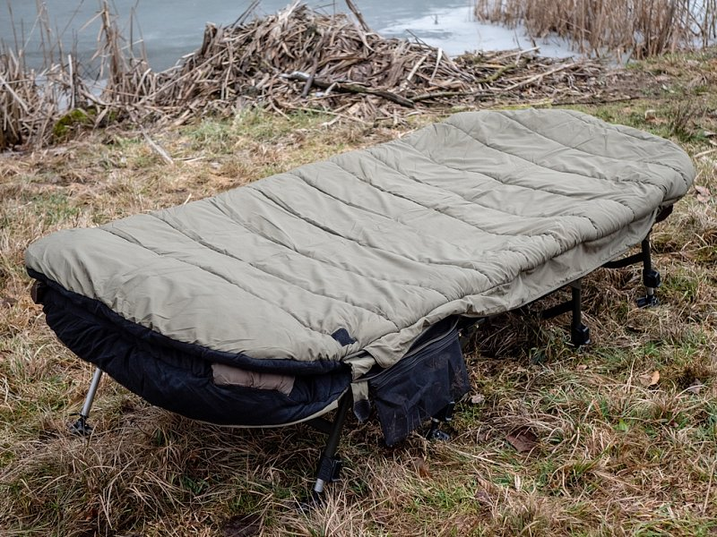 Spacák 5 Season Extreme Plus Sleeping Bag-21563
